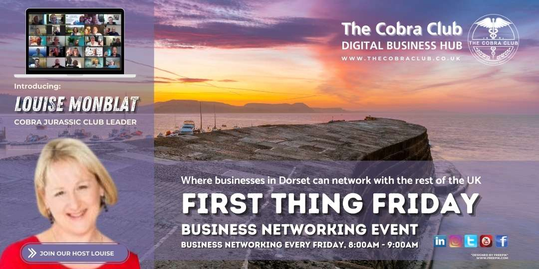 First Thing Friday - The Cobra Club - Business Networking