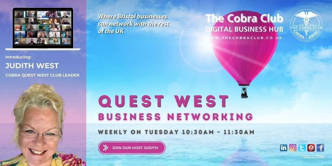 Quest West - The Cobra Club - Business Networking