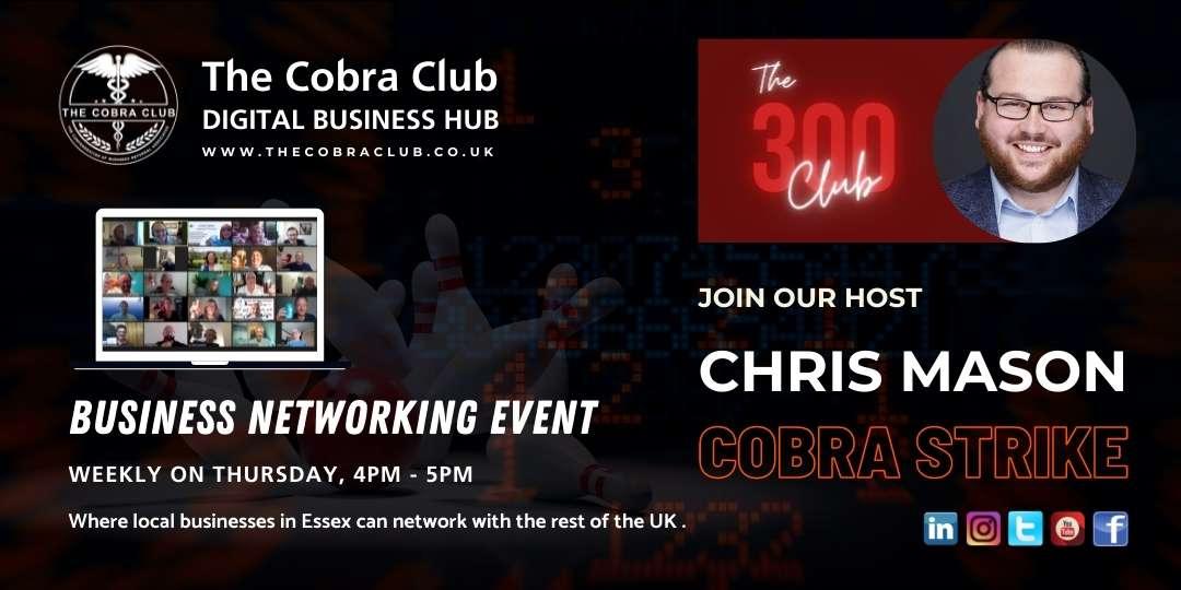 Cobra Strike - Business Networking Event