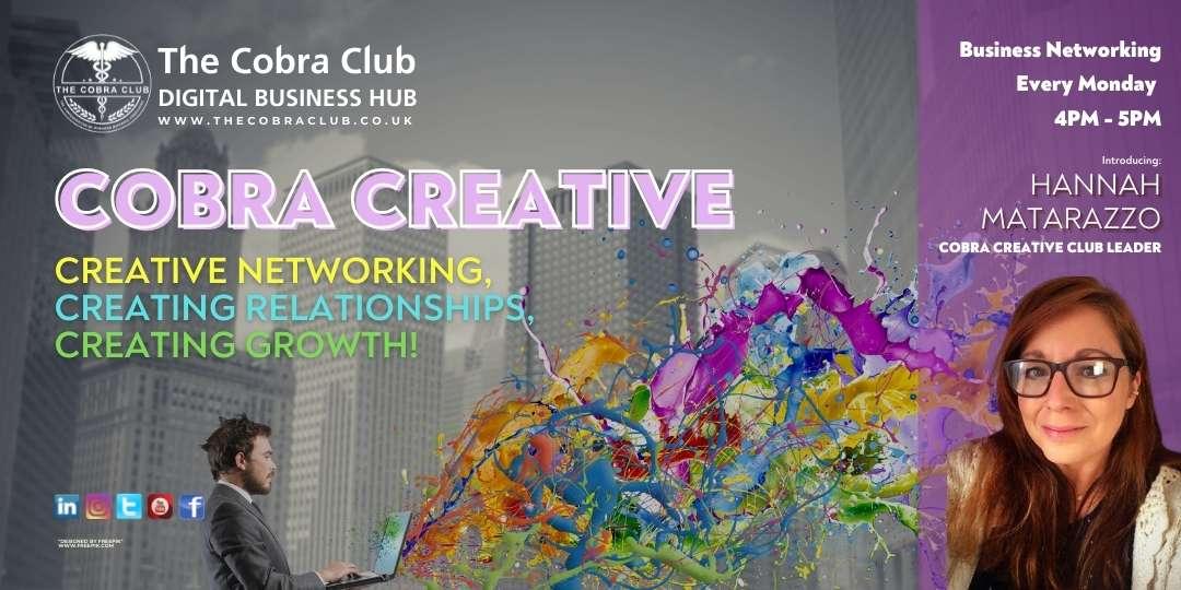 Cobra Creative - Business Networking Event