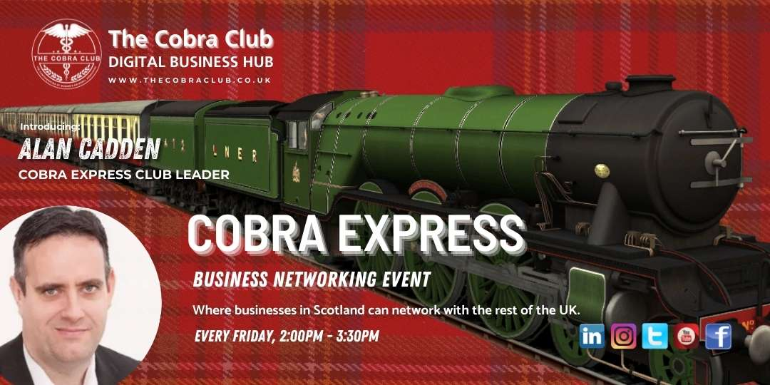 Cobra Express - Business Networking Event
