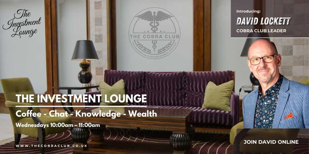 Investment Lounge - The Cobra Club - Business Networking, Worcester